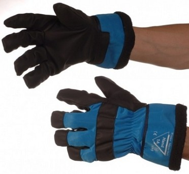 Hand 1A Winter Macro-Safe lämmin työkäsine
