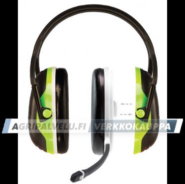 3M Peltor Bluetooth lisälaite X-Sarjan kupusuojaimiin
