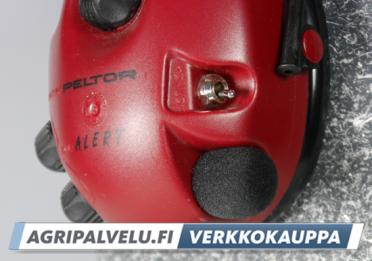 3M Peltor M60/2 tuulisuoja ympäristömikrofonit (2 kpl)