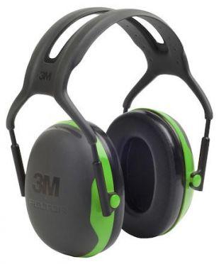 3M Peltor X1A kevyt kuulonsuojain