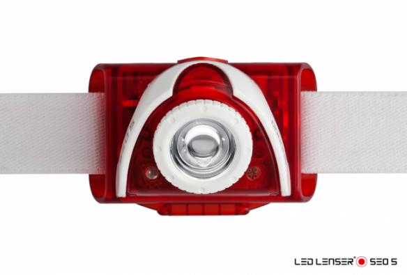 Led Lenser SEO 5, 180 lm