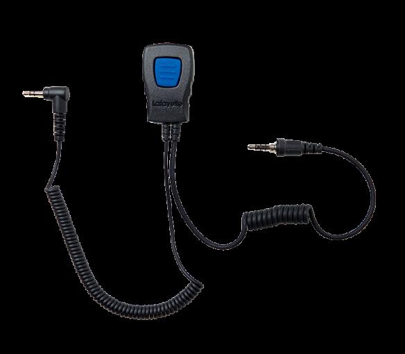 Lafayette Smart miniheadset kuulonsuojaimeen 3,5mm (6124)