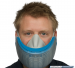 Air-Ace hengityssuojain säilytyskotelolla