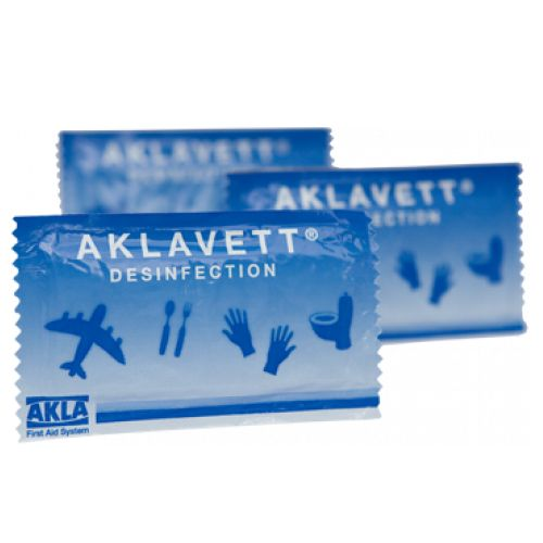 Akla Aklavett desinfiointipyyhe (10 kpl)