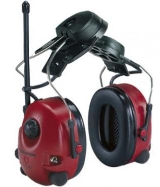 3M Peltor Alert kuuleva radiokuulonsuojain kypärään