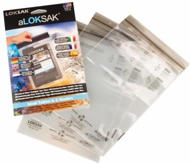 aLOKSAK, 3 kpl suojapussi minitableteille (aLOK3-6x9.)