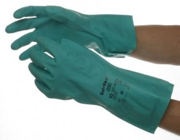 Ansell Sol-Vex 37-675 nitriilikäsine