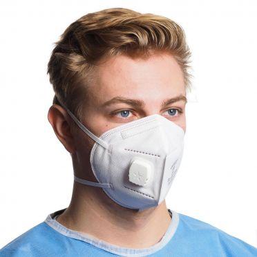 Anstar 5220NV FFP2 NR hengityssuojain