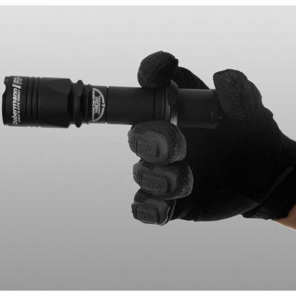 Armytek Dobermann Pro XHP35 HI käsivalaisin