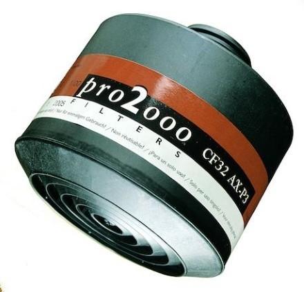 Scott Pro2000 CF32 AX-P3 yhdistelmäsuodatin