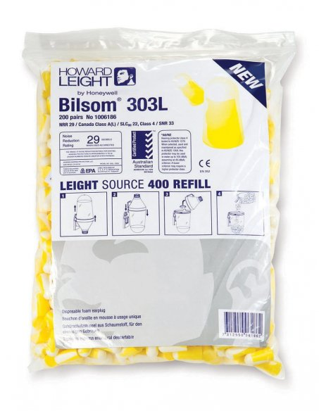 Howard Leight Bilsom 303 L korvatulppa