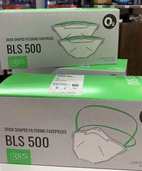 BLS 502 FFP2 NR