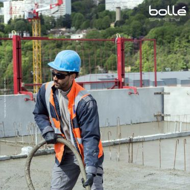 Bollé Safety IRI-s, Smoke