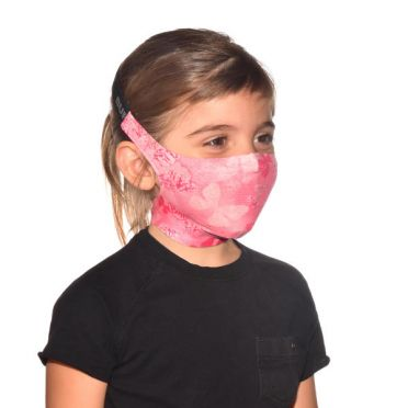 Buff Filter Mask Kids Nympha Pink