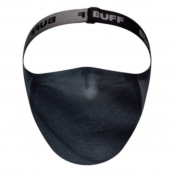 Buff Filter Mask Vivid Grey