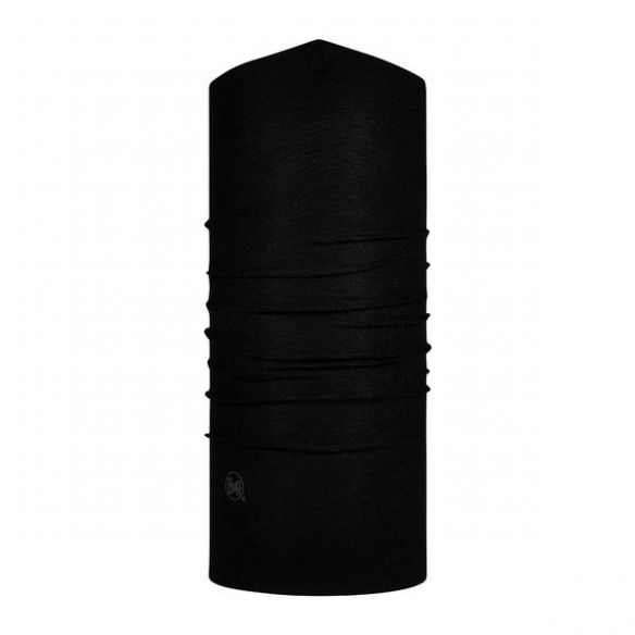 Buff Filter Tube tuubihuivi suodattimella Solid Black