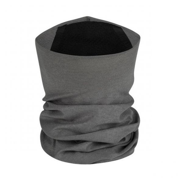 Buff Filter Tube tuubihuivi suodattimella Solid Grey Castlerock