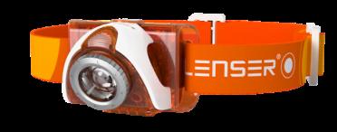 Led Lenser SEO3 + Led Lenser P5.2
