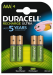 Duracell Recharge Ultra 850 mAh AAA-akku (4 kpl)