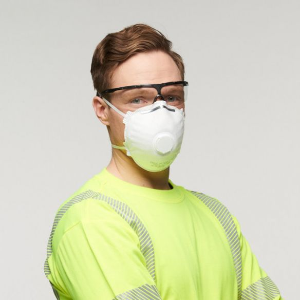 EAGLE FFP2V NR hengityssuojain, kotimainen