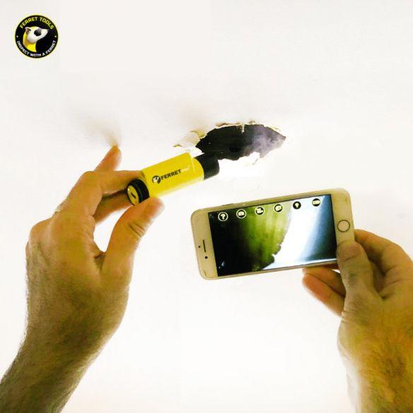 Ferret Pro langaton WiFi tarkastuskamera