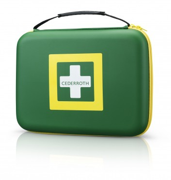 Cederroth First Aid Kit Ensiapulaukku Large