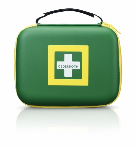 Cederroth First Aid Kit Ensiapulaukku Medium