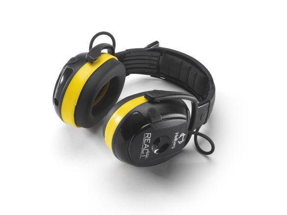 Hellberg SECURE 2H REACT kuuleva radiokuulonsuojain, SNR30
