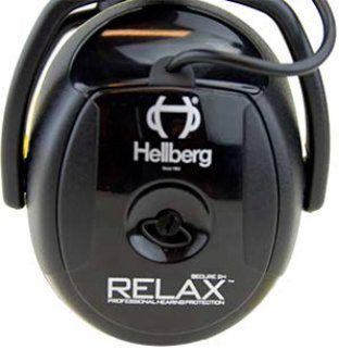 Hellberg SECURE 2H RELAX radiokuulonsuojain, SNR30