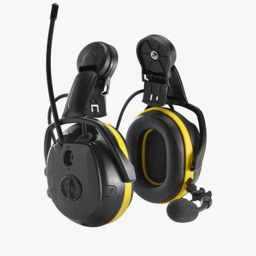 Hellberg SECURE 2C SYNERGY bluetooth kuulonsuojain kypärään, SNR 28