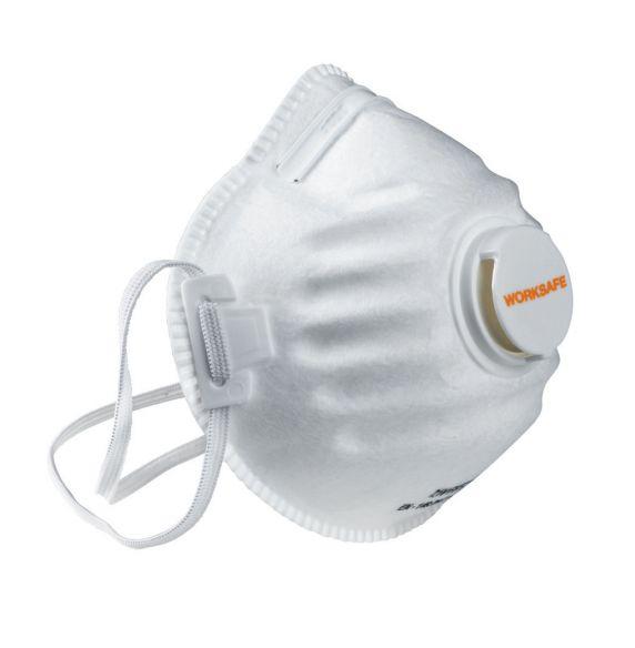Worksafe hengityssuojain 21V FFP2 NR D (5 kpl)