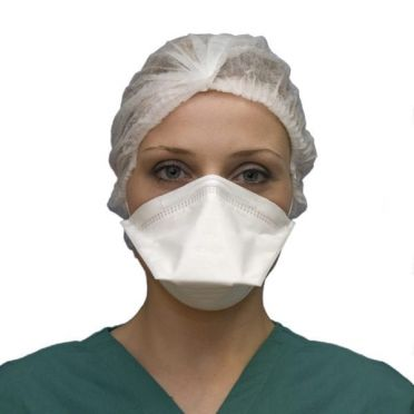 Irema Facemate FFP2 NR hengityssuojain