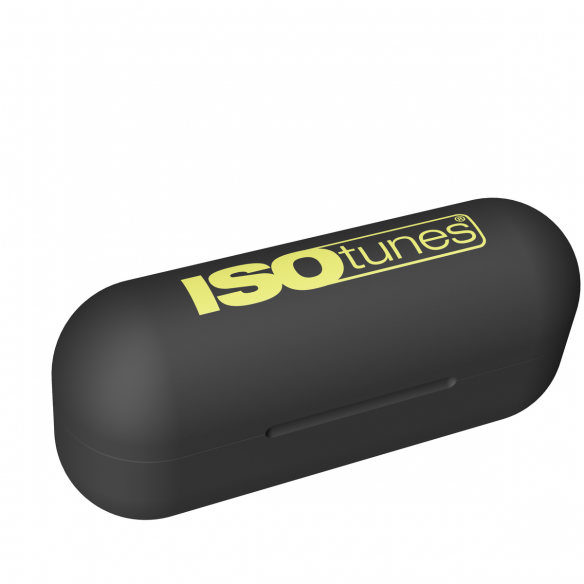 ISOtunes FREE charging case