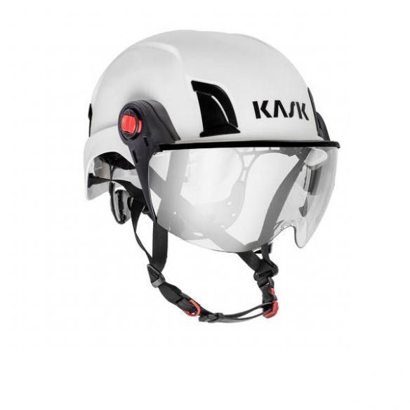 KASK Zen Visor Kit, kirkas visiiri (kypärä ei sis. toimitukseen)