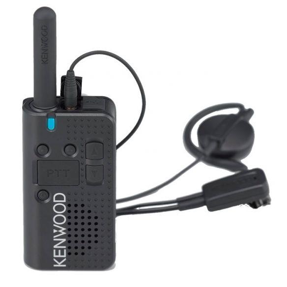 Kenwood ProTalk PKT-23E PMR446 radiopuhelin (korvakuuloke ei sis.)