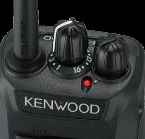 Kenwood ProTalk TK-3401D dPMR-446 Radiopuhelin
