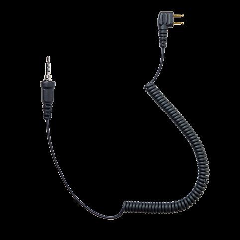 Lafayette Smart suora liitinkaapeli kuulosuojaimeen J22 -audioliitin (6103)