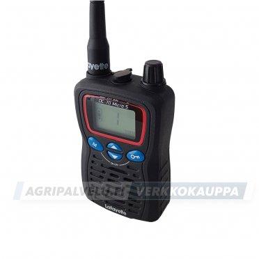 Lafayette Micro 5 VHF -puhelin