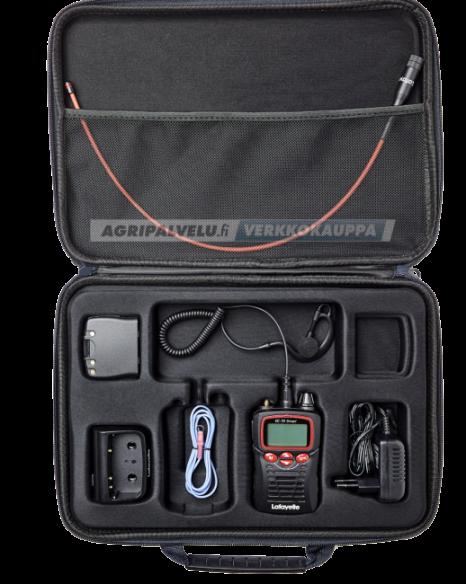 Lafayette Smart BT VHF puhelin Bluetooth yhteydellä