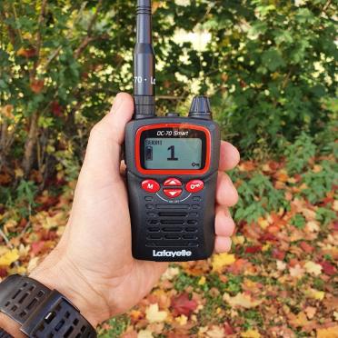 Lafayette Smart VHF