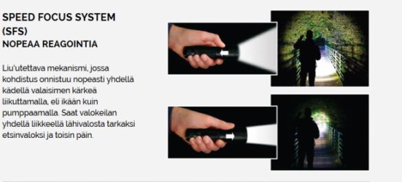 Led Lenser H14R.2 otsavalaisin