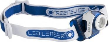 Led Lenser SEO 7R ladattava, 220 lm