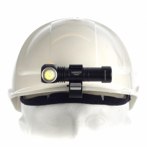 Kypäräkiinnike LUMONITE Releasy Helmet