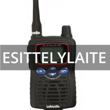 Esittelylaite: Lafayette Micro 5+ 6W