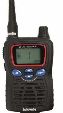 Lafayette Micro 5+ VHF puhelin