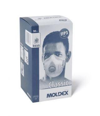 Moldex Classic 2555 FFP3 NR D