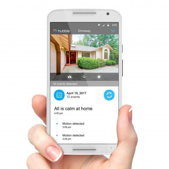 Motorola Focus 72 valvontakamera ulko- ja sisäkäyttöön