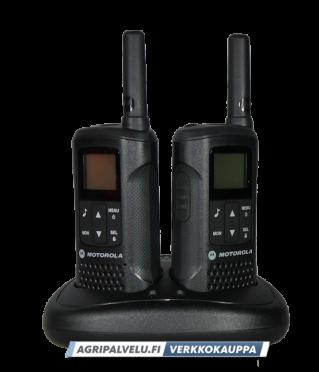 Motorola TLKR T60 PMR 446 -radiopuhelinsetti