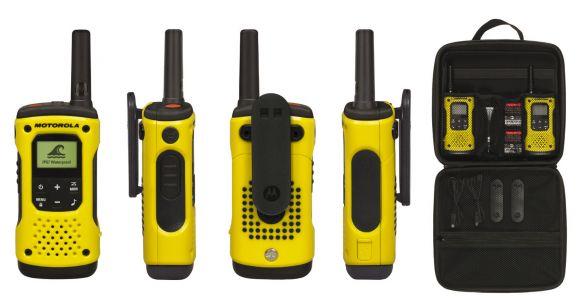 Motorola TLKR T92 H2O -radiopuhelinsetti