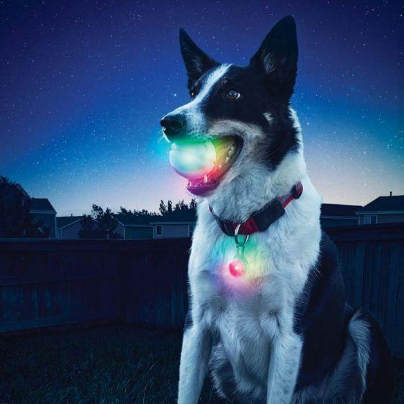 NiteIze Glowstreak LED-pallo Disc-O